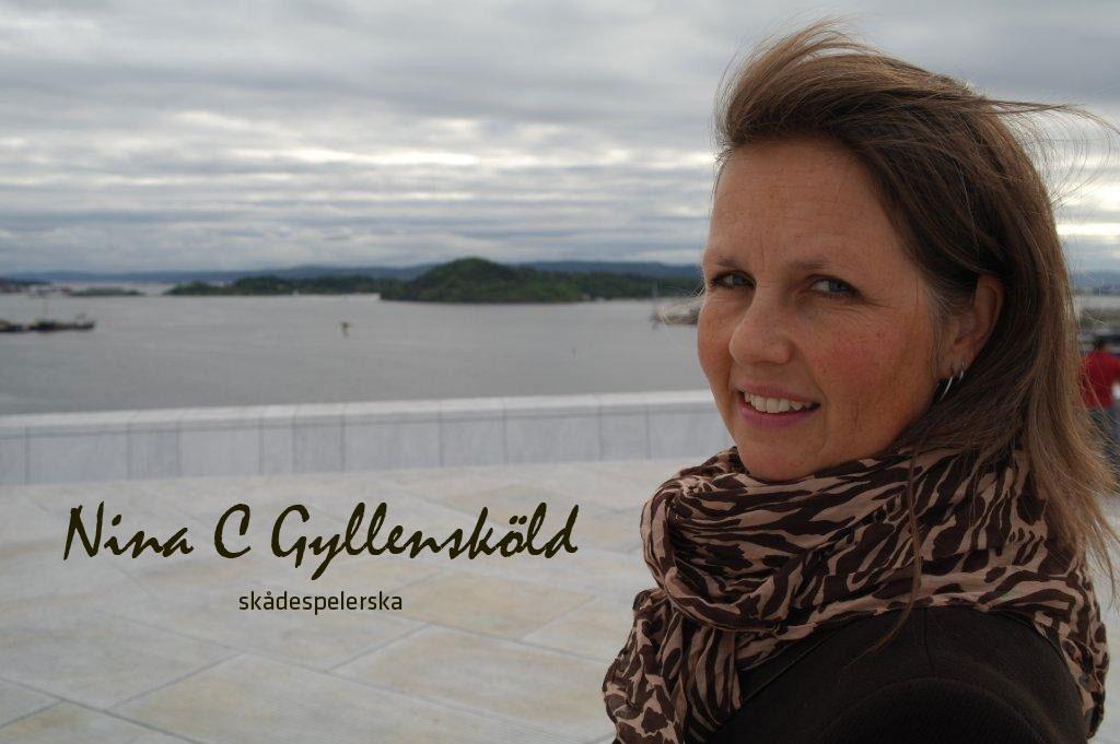 Nina C Gyllensköld - skådespelerska
